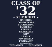 Class of '32 Survivor Special by masqueblanc