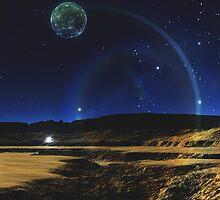 Halo Gate - Photonus Prime by AlienVisitor