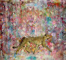 Sparkling Cheetah by JulianaLachance