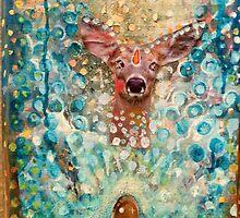 Magic Deer by JulianaLachance