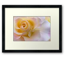 And Perhaps I Love You Still Framed Print
