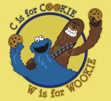 Cookie & Wookie Kids Tee