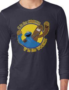 Cookie & Wookie Long Sleeve T-Shirt