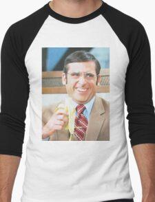 Brick Men's Baseball ¾ T-Shirt