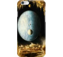 This planet spins REALLY REALLY REALLY FAST! iPhone Case/Skin