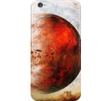 Burning Duality iPhone Case/Skin