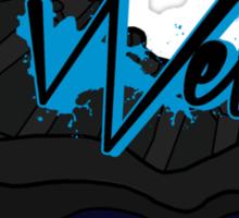Wet. Gamma 11 Edition Sticker