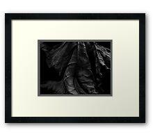 Decay #1 Framed Print