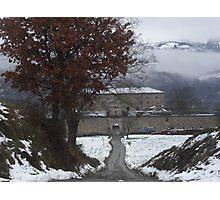 - OAKS   -  LA QUERCIA E IL SUO MULINO -----VETRINA RB EXPLORE 2014 ----ITALIA - MONDO - Photographic Print