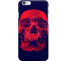 Sacred Skull iPhone Case/Skin