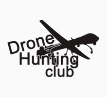Drone hunting club reversed by James R