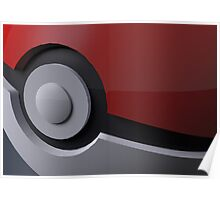 Giant Pokeball Poster