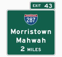 Morristown, Mahwah by cadellin