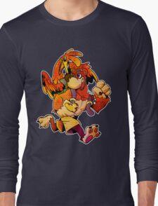 BANJO AND KAZOOIE Long Sleeve T-Shirt