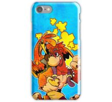 BANJO AND KAZOOIE iPhone Case/Skin