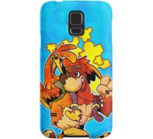 BANJO AND KAZOOIE Samsung Galaxy Case/Skin