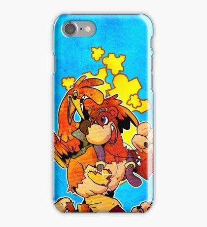 BANJO AND KAZOOIE iPhone Case/Skin