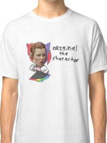 Original the Character - Tauriel from the Hobbit Classic T-Shirt