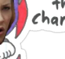 Original the Character - Tauriel from the Hobbit Sticker
