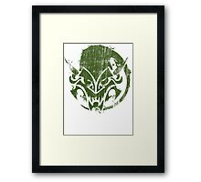 Goblin Nation Framed Print