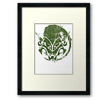Goblin Nation Framed Print