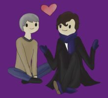 Johnlock by PennySoda