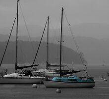 Marina Lake Windermere Cumbria by liberthine01