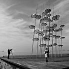 Thessaloniki black and white by Zoe Roupakia
