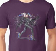 Super Smash Bros. Bayonetta Unisex T-Shirt