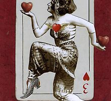 Queen of Hearts Valentine by WinonaCookie