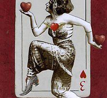 Queen of Hearts Valentine by WinonaCookie