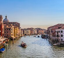 Venice city of canals by LacoHubaty
