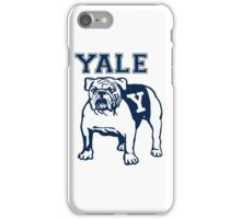 Yale Bulldog iPhone Case/Skin