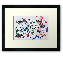 Child's Play #1 Framed Print