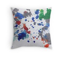 Child's Play #3 Throw Pillow