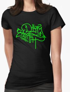 Dirty Earth Womens Fitted T-Shirt