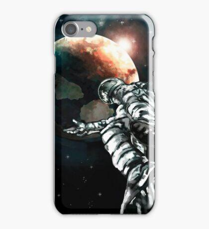Spaceman iPhone Case/Skin