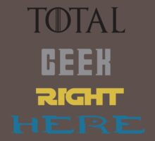 Total Geek by Crypto5555