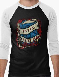 Hello Sweetie (T-shirt) Men's Baseball ¾ T-Shirt