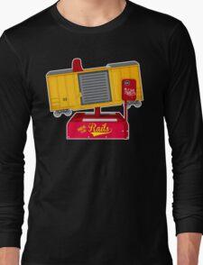 Ride the Rails Long Sleeve T-Shirt