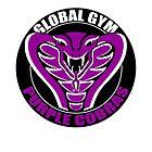Purple Cobras by Dan Treasure