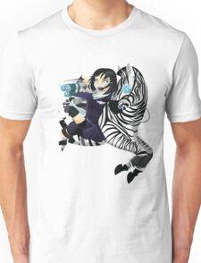 Zebra Rocket Launcher Unisex T-Shirt