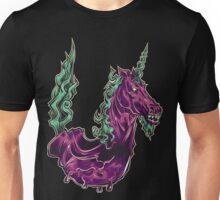 U is for Undead Unicorn Unisex T-Shirt