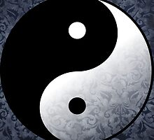 Yin and Yang by Roz Barron Abellera