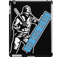 Riot Police King Blues iPad Case/Skin