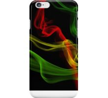 Rasta Smoke iPhone Case/Skin
