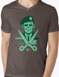 Scissors 61 Mens V-Neck T-Shirt