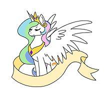 Princess Sun Butt - Plain Banner Version by lovelywaifu