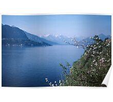 Como towards Bellagio Italy 19840424 0054m Poster