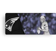 Tom Brady Storyboard Canvas Print